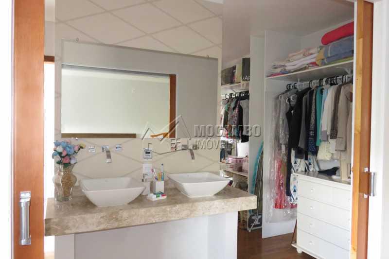 Suite com closet - Casa em Condomínio 4 quartos para venda e aluguel Itatiba,SP - R$ 13.200 - FCCN40159 - 17