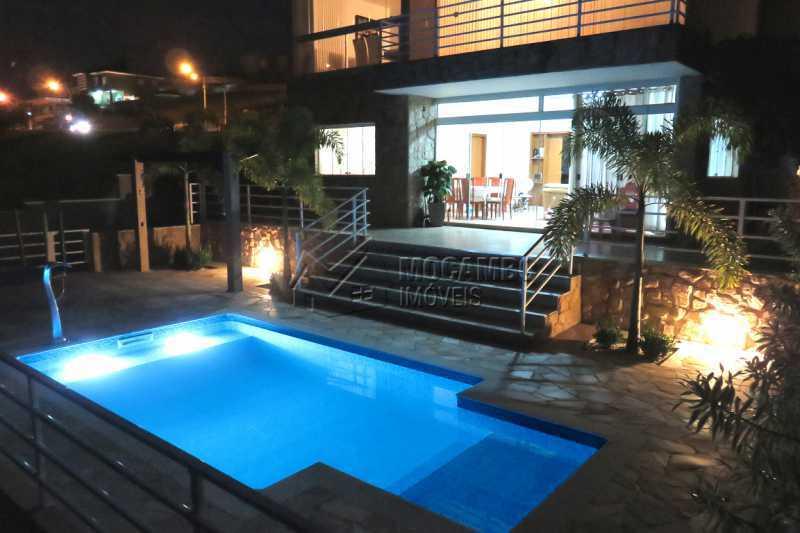 Piscina - Casa em Condomínio 4 quartos para venda e aluguel Itatiba,SP - R$ 13.200 - FCCN40159 - 18