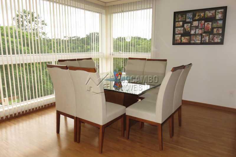 Sala - Casa em Condomínio 4 quartos para venda e aluguel Itatiba,SP - R$ 13.200 - FCCN40159 - 8