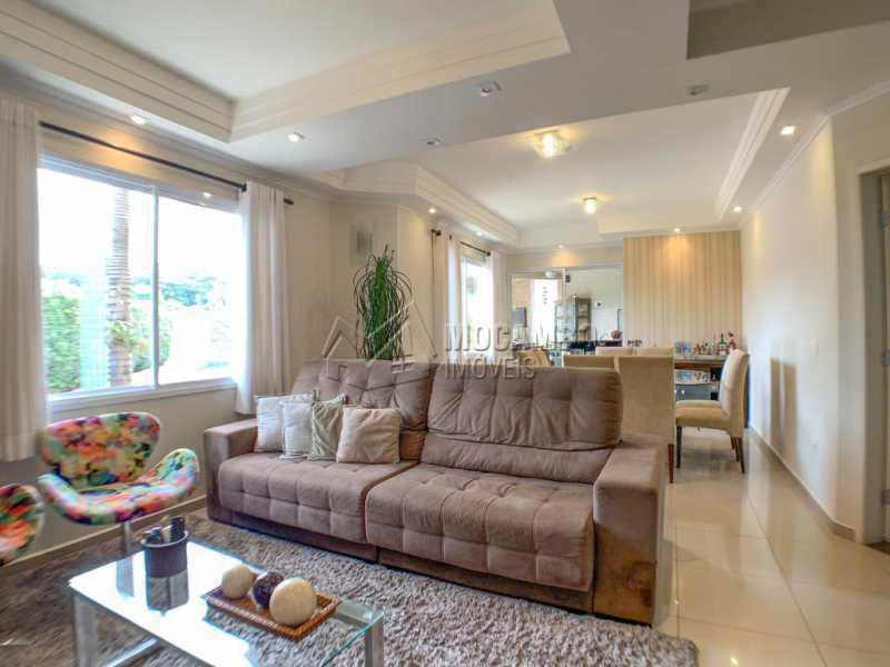 Sala - Casa em Condomínio 4 quartos à venda Itatiba,SP - R$ 1.650.000 - FCCN40160 - 4