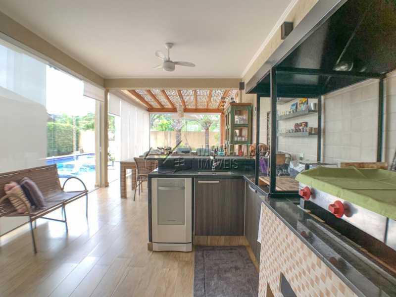 Espaço Gourmet - Casa em Condomínio 4 quartos à venda Itatiba,SP - R$ 1.650.000 - FCCN40160 - 9