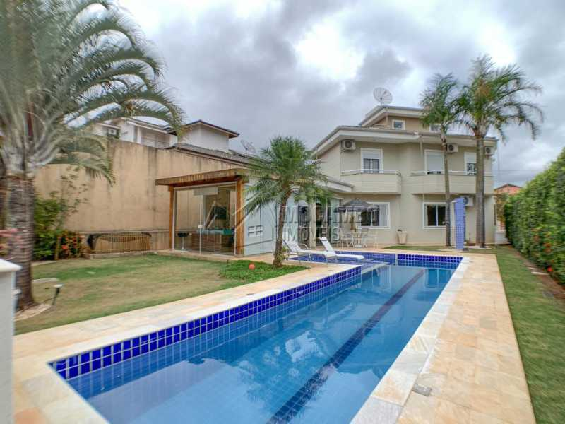 Piscina - Casa em Condomínio 4 quartos à venda Itatiba,SP - R$ 1.650.000 - FCCN40160 - 12