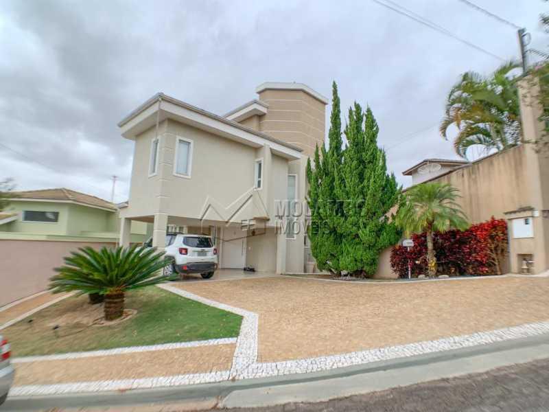 Fachada - Casa em Condomínio 4 quartos à venda Itatiba,SP - R$ 1.650.000 - FCCN40160 - 1