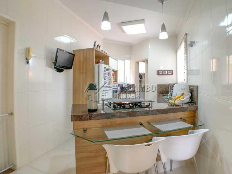 Cozinha - Casa em Condomínio 4 quartos à venda Itatiba,SP - R$ 1.650.000 - FCCN40160 - 7