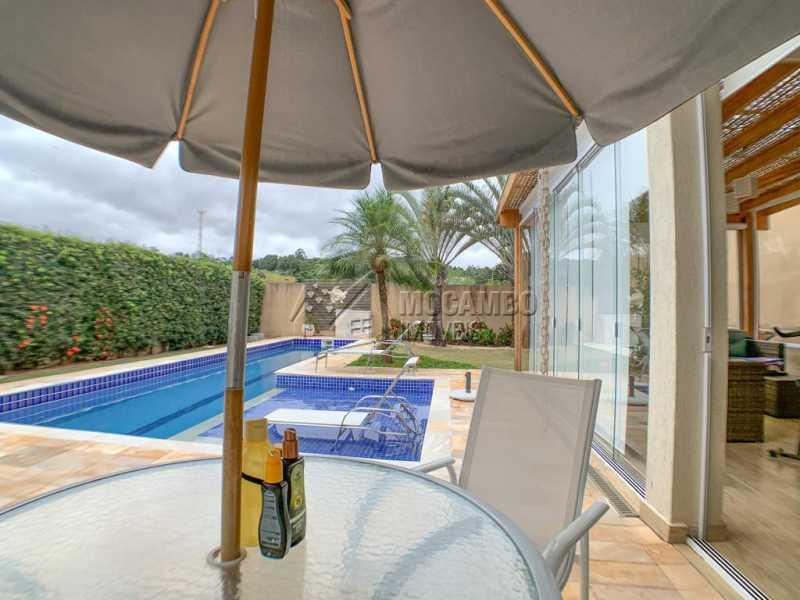 Piscina - Casa em Condomínio 4 quartos à venda Itatiba,SP - R$ 1.650.000 - FCCN40160 - 14