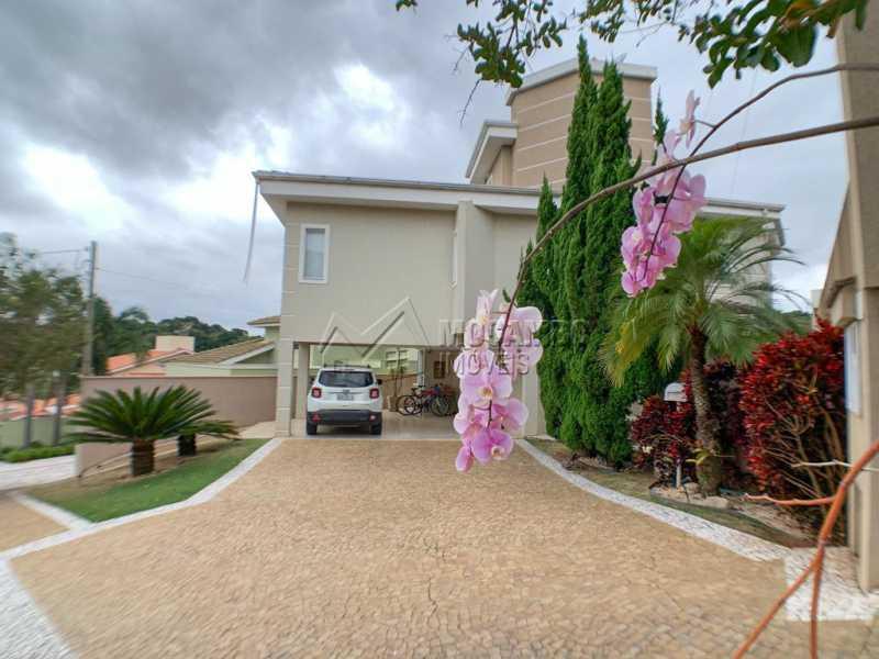 Fachada - Casa em Condomínio 4 quartos à venda Itatiba,SP - R$ 1.650.000 - FCCN40160 - 26