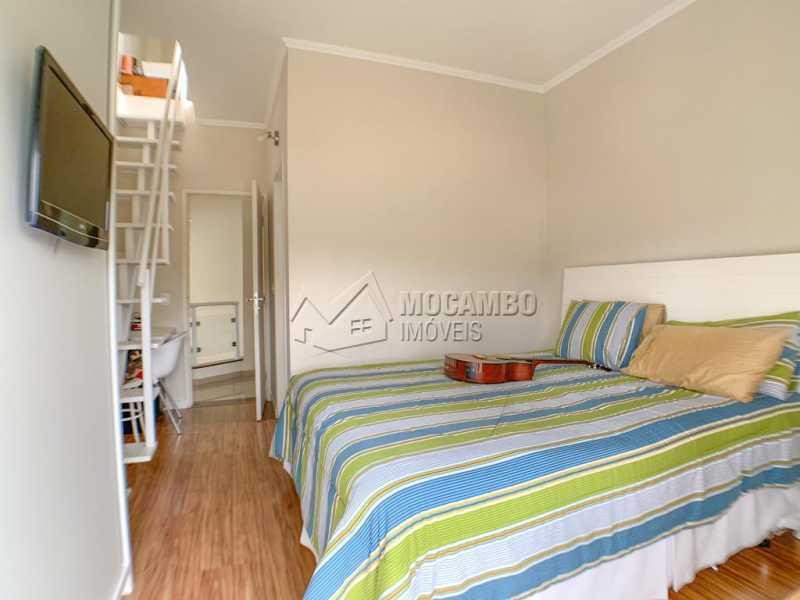 Suíte 2 - Casa em Condomínio 4 quartos à venda Itatiba,SP - R$ 1.650.000 - FCCN40160 - 18