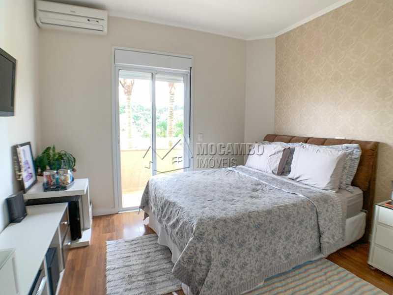 Suíte 4 - Casa em Condomínio 4 quartos à venda Itatiba,SP - R$ 1.650.000 - FCCN40160 - 21