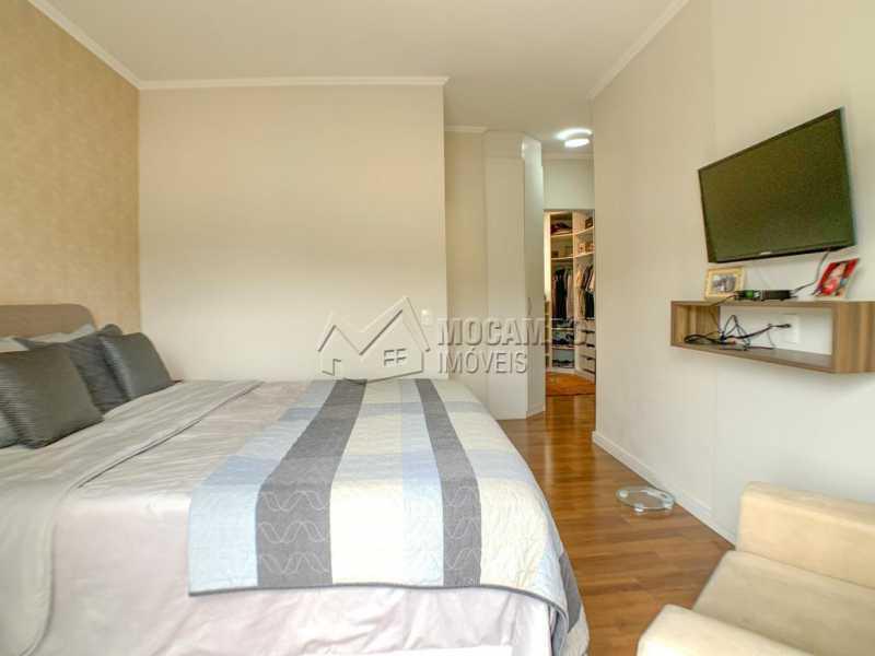 Suíte 1 - Casa em Condomínio 4 quartos à venda Itatiba,SP - R$ 1.650.000 - FCCN40160 - 24