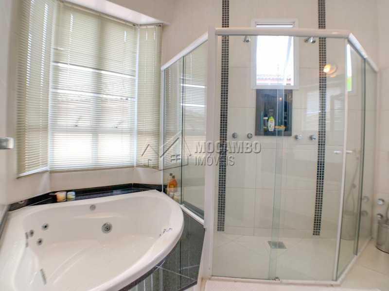 Banheiro suíte 1 - Casa em Condomínio 4 quartos à venda Itatiba,SP - R$ 1.650.000 - FCCN40160 - 25