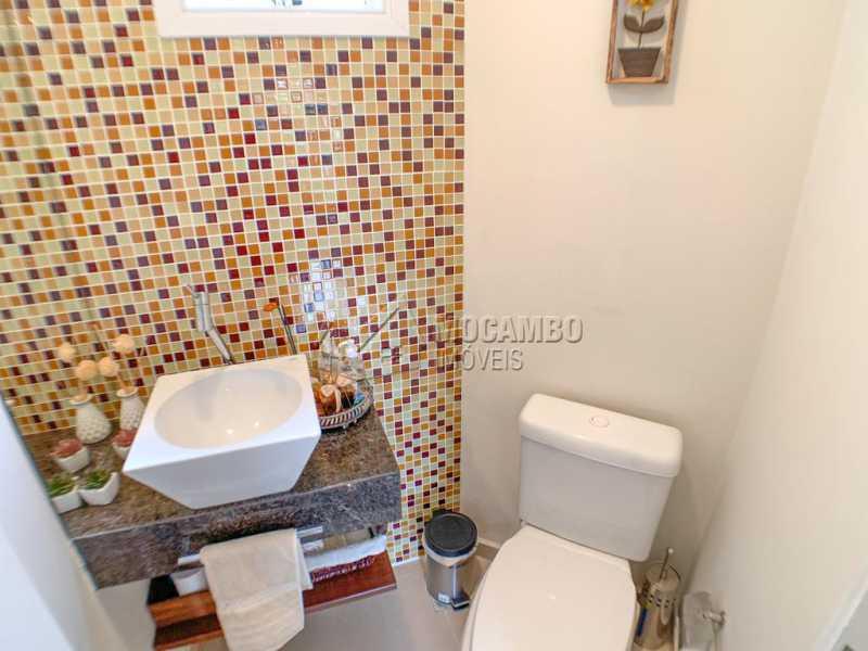 Lavabo - Casa em Condomínio 4 quartos à venda Itatiba,SP - R$ 1.650.000 - FCCN40160 - 8