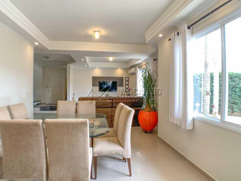Sala - Casa em Condomínio 4 quartos à venda Itatiba,SP - R$ 1.650.000 - FCCN40160 - 6