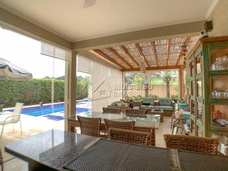 Espaço Gourmet - Casa em Condomínio 4 quartos à venda Itatiba,SP - R$ 1.650.000 - FCCN40160 - 10