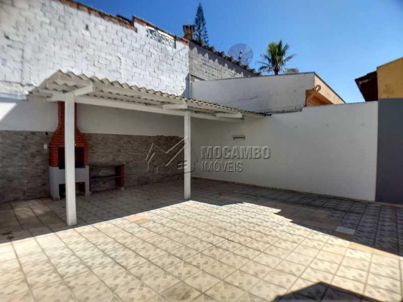 Área Externa - Casa 3 quartos à venda Itatiba,SP - R$ 420.000 - FCCA31353 - 9