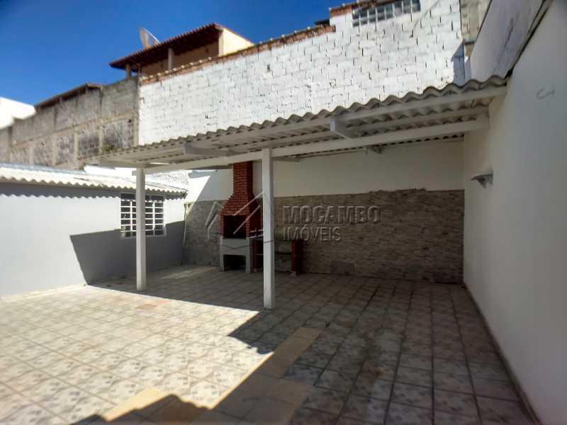 Área Externa - Casa 3 quartos à venda Itatiba,SP - R$ 420.000 - FCCA31353 - 11