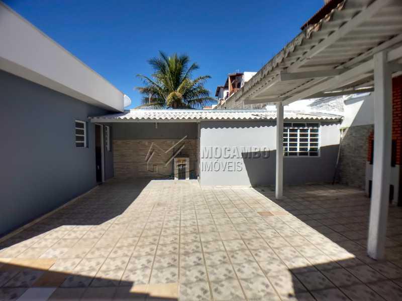 Área Externa - Casa 3 quartos à venda Itatiba,SP - R$ 420.000 - FCCA31353 - 12