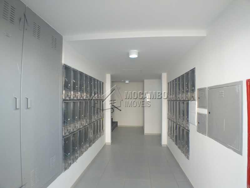 Entrada Principal - Apartamento 2 quartos à venda Itatiba,SP - R$ 181.000 - FCAP21099 - 4