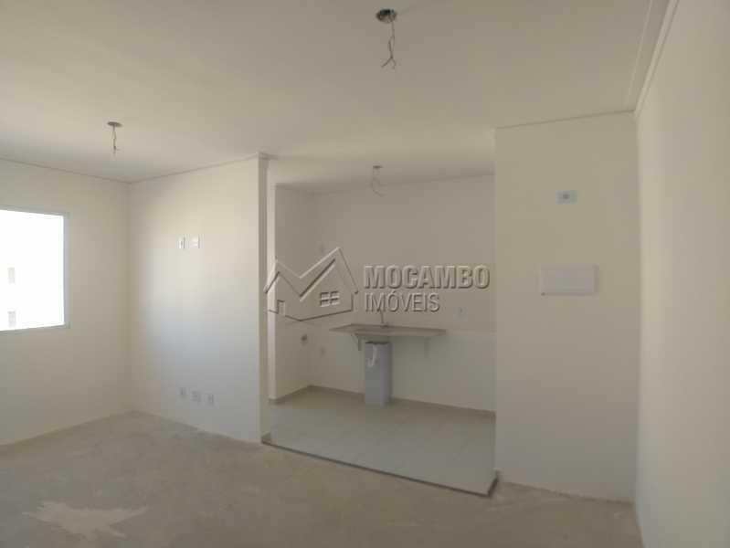 Sala - Apartamento 2 quartos à venda Itatiba,SP - R$ 181.000 - FCAP21099 - 6
