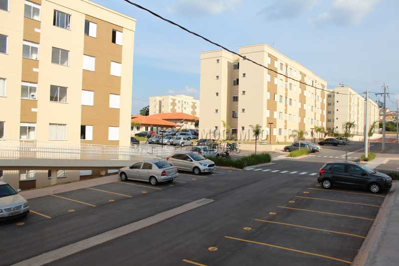 Fachada  - Apartamento 2 quartos à venda Itatiba,SP - R$ 181.000 - FCAP21099 - 3