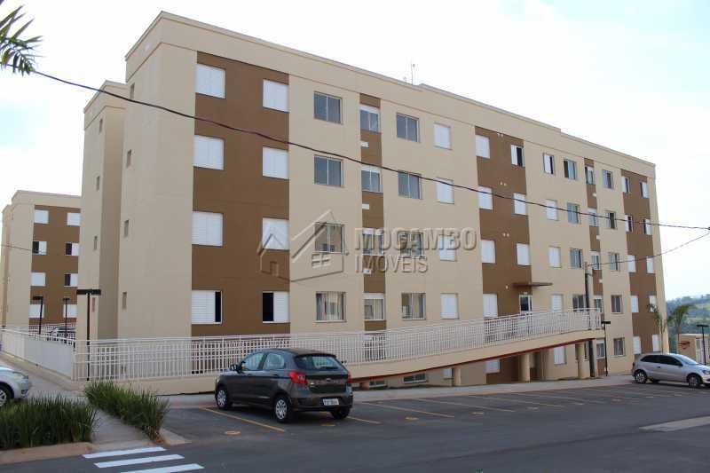 Fachada  - Apartamento 2 quartos à venda Itatiba,SP - R$ 181.000 - FCAP21099 - 9