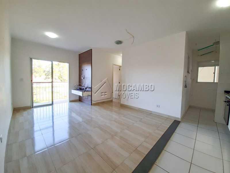 Sala de Jantar - Apartamento 2 Quartos À Venda Itatiba,SP - R$ 223.000 - FCAP21100 - 1