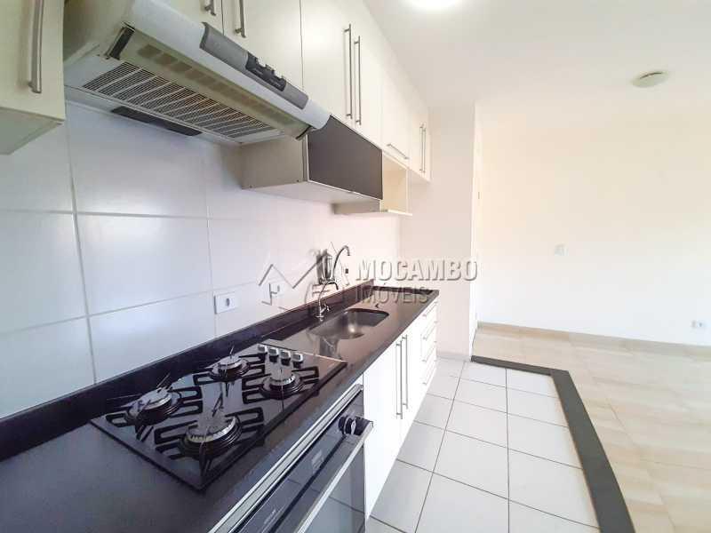 Cozinha - Apartamento 2 Quartos À Venda Itatiba,SP - R$ 223.000 - FCAP21100 - 5