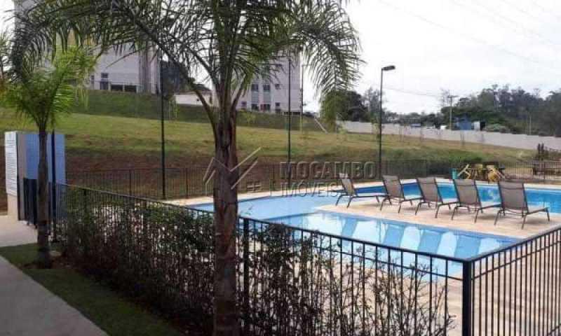 Piscina - Apartamento 2 quartos à venda Itatiba,SP - R$ 175.000 - FCAP21101 - 8