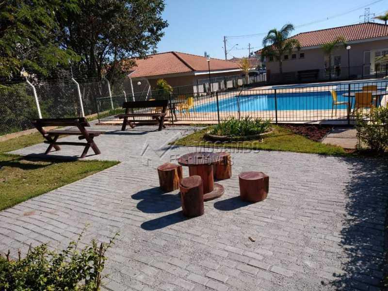 Piscina - Apartamento 2 quartos à venda Itatiba,SP - R$ 175.000 - FCAP21101 - 9