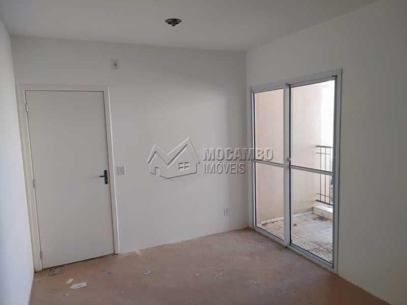 Sala - Apartamento 2 quartos à venda Itatiba,SP - R$ 175.000 - FCAP21101 - 6