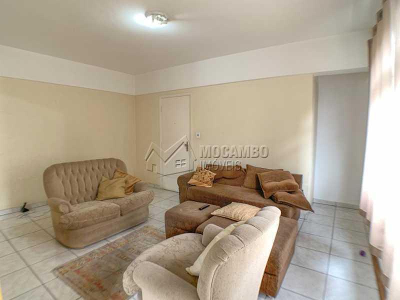Sala - Apartamento 3 quartos à venda Itatiba,SP - R$ 500.000 - FCAP30558 - 3