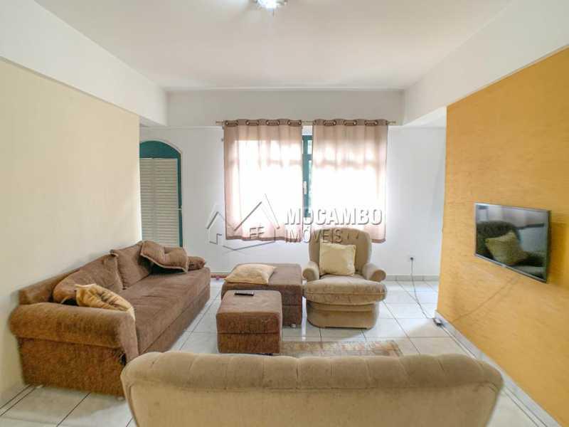 Sala - Apartamento 3 quartos à venda Itatiba,SP - R$ 500.000 - FCAP30558 - 1