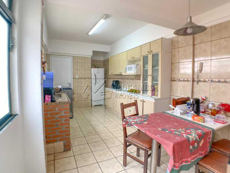 Cozinha - Apartamento 3 quartos à venda Itatiba,SP - R$ 500.000 - FCAP30558 - 9