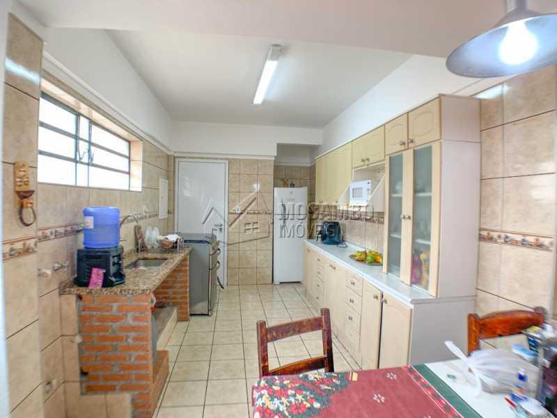 Cozinha - Apartamento 3 quartos à venda Itatiba,SP - R$ 500.000 - FCAP30558 - 10