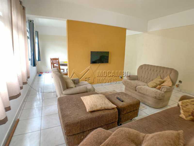 Sala - Apartamento 3 quartos à venda Itatiba,SP - R$ 500.000 - FCAP30558 - 4