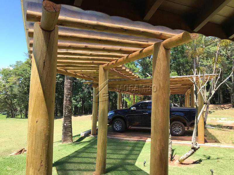 Garagem - Sítio 48000m² à venda Alameda das Figueiras,Jarinu,SP - R$ 3.600.000 - FCSI30005 - 6