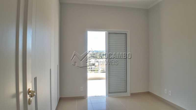 Suíte 01 - Casa em Condomínio 3 quartos para venda e aluguel Itatiba,SP - R$ 10.000 - FCCN30464 - 6