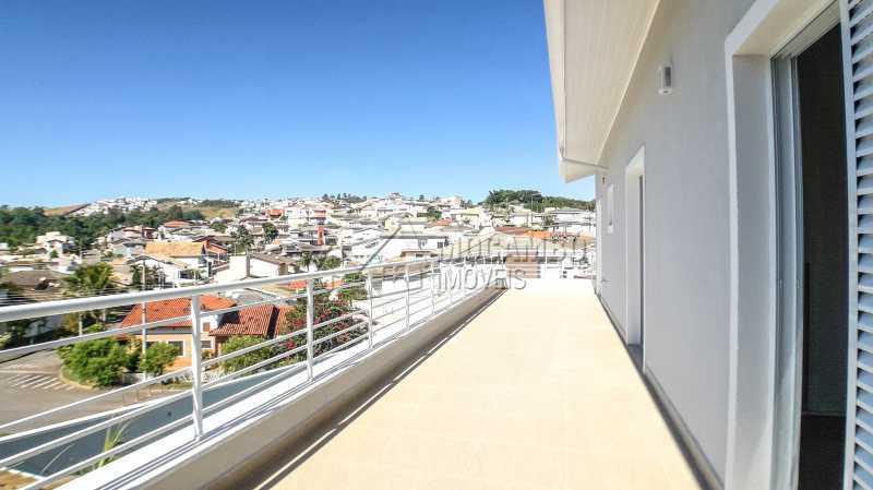 Varanda das Suítes - Casa em Condomínio 3 quartos para venda e aluguel Itatiba,SP - R$ 10.000 - FCCN30464 - 9