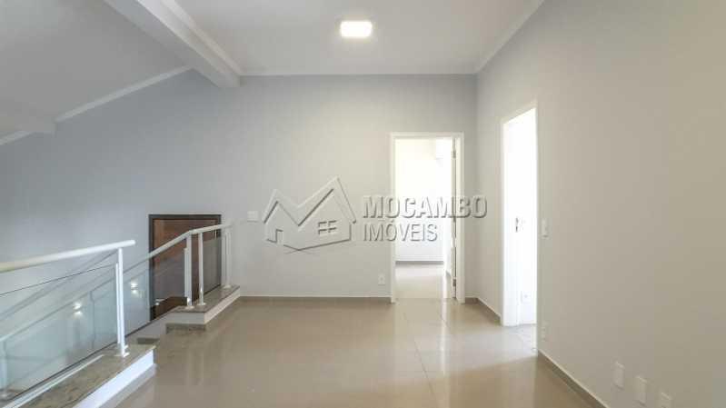 Hall Para os Dormitórios - Casa em Condomínio 3 quartos para venda e aluguel Itatiba,SP - R$ 10.000 - FCCN30464 - 5