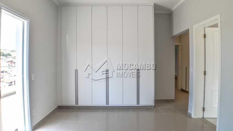 Suíte Casal - Casa em Condomínio 3 quartos para venda e aluguel Itatiba,SP - R$ 10.000 - FCCN30464 - 14
