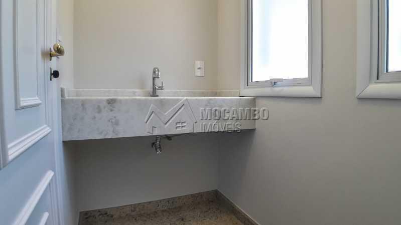 Lavabo - Casa em Condomínio 3 quartos para venda e aluguel Itatiba,SP - R$ 10.000 - FCCN30464 - 17