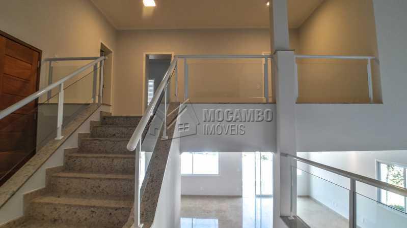 Hall - Casa em Condomínio 3 quartos para venda e aluguel Itatiba,SP - R$ 10.000 - FCCN30464 - 4