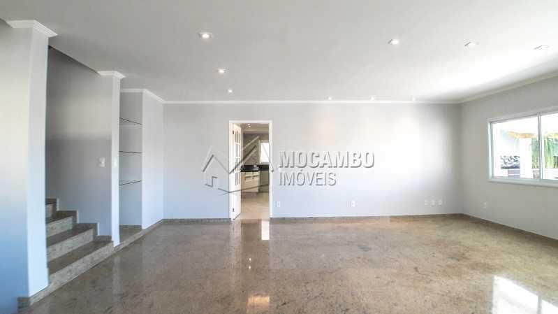 Salas Ambientes - Casa em Condomínio 3 quartos para venda e aluguel Itatiba,SP - R$ 10.000 - FCCN30464 - 18