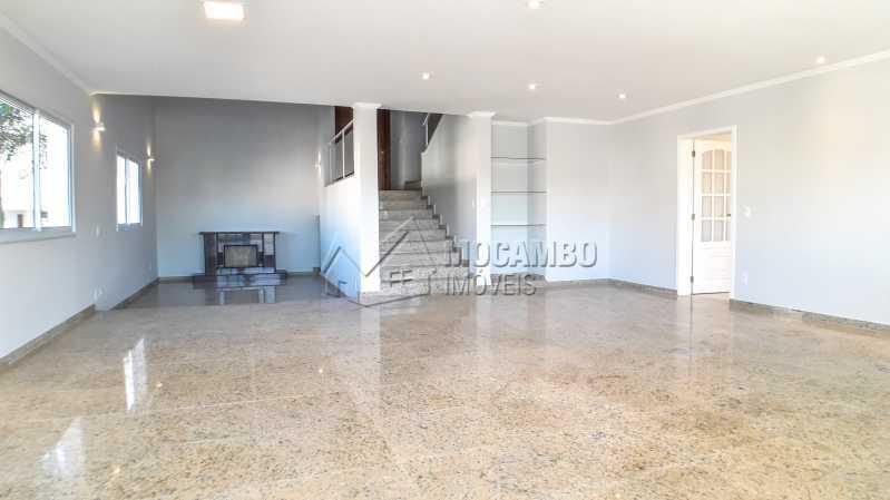 Salas Ambientes - Casa em Condomínio 3 quartos para venda e aluguel Itatiba,SP - R$ 10.000 - FCCN30464 - 20