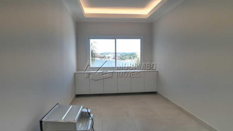 Sala de Jantar - Casa em Condomínio 3 quartos para venda e aluguel Itatiba,SP - R$ 10.000 - FCCN30464 - 21