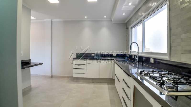 Cozinha - Casa em Condomínio 3 quartos para venda e aluguel Itatiba,SP - R$ 10.000 - FCCN30464 - 23