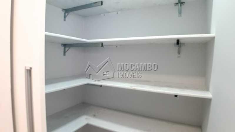 Despensa - Casa em Condomínio 3 quartos para venda e aluguel Itatiba,SP - R$ 10.000 - FCCN30464 - 24