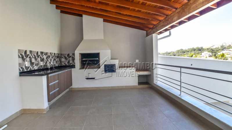 Área Gourmet - Casa em Condomínio 3 quartos para venda e aluguel Itatiba,SP - R$ 10.000 - FCCN30464 - 26
