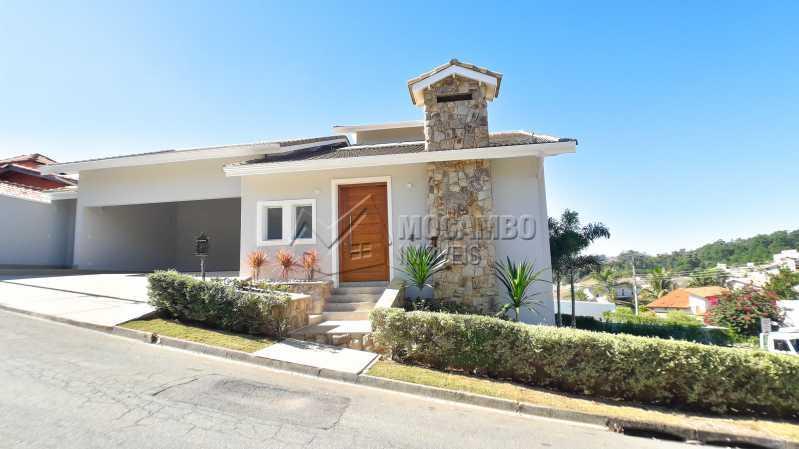 Fachada  - Casa em Condomínio 3 quartos para venda e aluguel Itatiba,SP - R$ 10.000 - FCCN30464 - 28