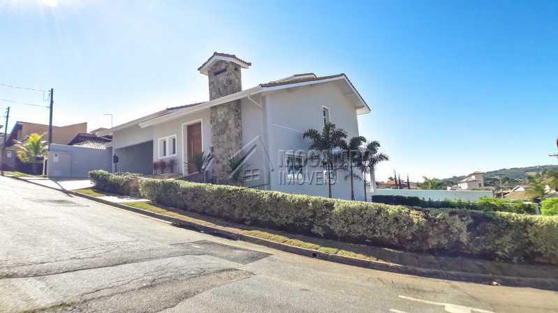 Fachada - Casa em Condomínio 3 quartos para venda e aluguel Itatiba,SP - R$ 10.000 - FCCN30464 - 29