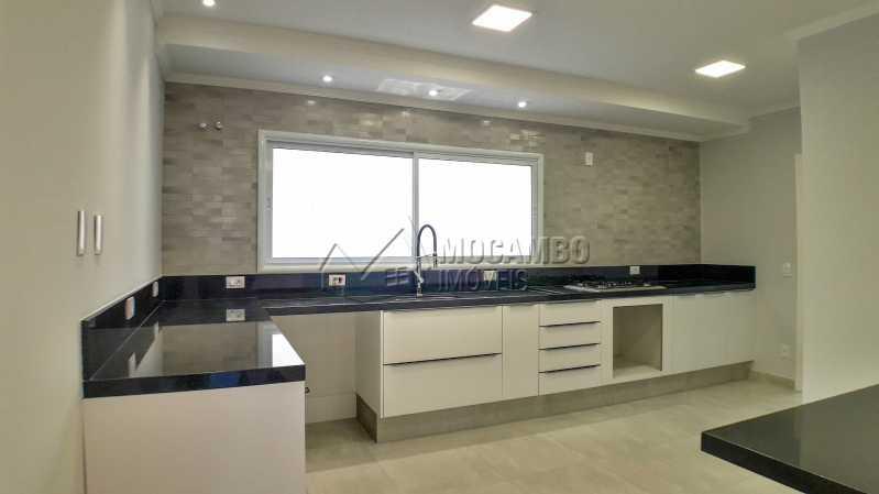 Cozinha - Casa em Condomínio 3 quartos para venda e aluguel Itatiba,SP - R$ 10.000 - FCCN30464 - 22